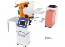 机器人激光清洗系统